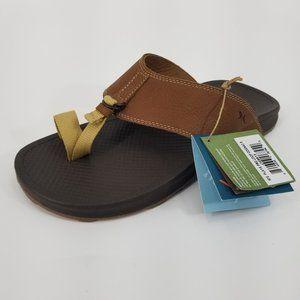 Chaco Men's Playa Pro Loop Sandals In Cognac